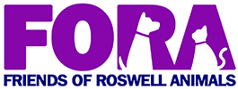 Friends of Roswell Animals Logo
